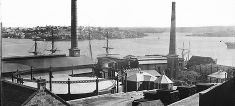 Cleaning up Hickson Road industrial legacy | Geography in the classroom | Scoop.it