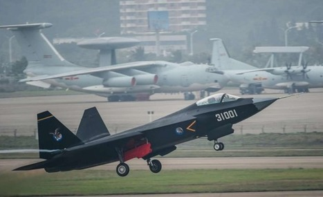 China has test flight of an improved FC-31 Gyrfalcon stealth fighter | Outbreaks of Futurity | Scoop.it