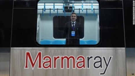Turkey's Marmaray project: An ambitious plan to link Europe and Asia | Regional Geography | Scoop.it
