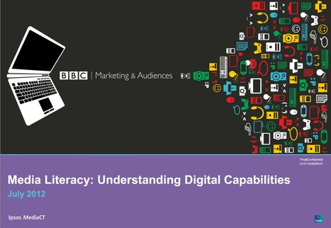 Media Literacy: Understanding Digital Capabilities - a BBC report | Dyslexia, Literacy, and New-Media Literacy | Scoop.it