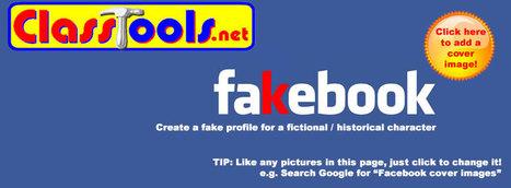 Fakebook, via Classtools.net | Medialessen | Scoop.it
