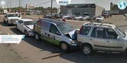 Allianz France présente ses offres avec Google Street View | Banking The Future | Scoop.it