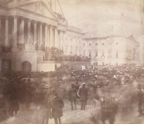 La première photo d'une inauguration présidentielle aux États-Unis | LittArt | Scoop.it