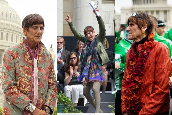 Meet Rosa DeLauro, the 'Hipster' Congresswoman With a Feminist Agenda - New York Magazine | Dare To Be A Feminist | Scoop.it