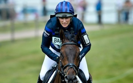 Zara Phillips will know when to take a pregnant pause - Telegraph.co.uk | Equestrian Vacations | Scoop.it