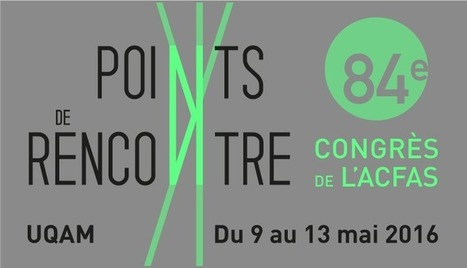 84e Congrès de l'Acfas | Colloque 327 - Le webdocumentaire : une création partagée? | Documentaires - Webdoc - Outils & création | Scoop.it