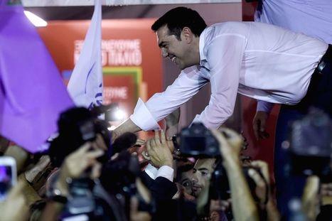 Une victoire personnelle pour Aléxis Tsípras - Libération | La lettre de Grèce | Scoop.it