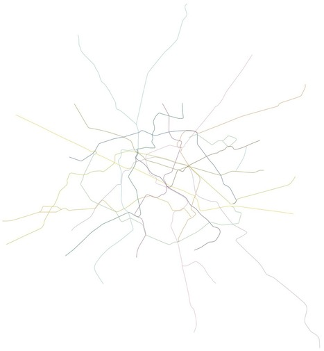 DataParis - Des données sur Paris et les Parisiens localisées par le biais du réseau métropolitain | Innovation | Scoop.it