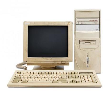 Ma vie de geek en 2000, en pleine révolution de l'informatique - 01net | And Geek for All | Scoop.it