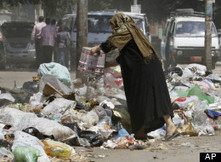 Egypt's Prez Faces New Test: GARBAGE | KochAPGeography | Scoop.it