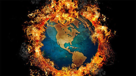 Sad statistics: 25 Alarming Global Warming Facts | Heal the world | Scoop.it