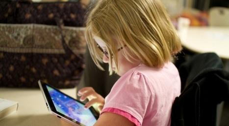 Echtpaar met kinderen heeft vaakst tablet in huis | Kinderen en interactieve media | Scoop.it