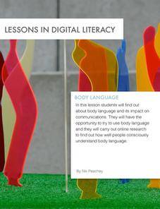 Body language - Lessons in Digital Literacy Series | HandyTools For EFL Teachers | Scoop.it