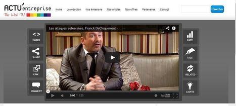 Interview vidéo : Qu'est-ce qu'une attaque subversive ? par Franck DeCloquement | Stagiaire Expert-Comptable mémorialiste | Scoop.it
