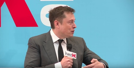 SpaceX's Elon Musk wants to send humans to start colonizing Mars by 2025   Space matters   Scoop.it