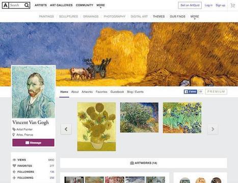 ArtQuid – Red social de galerías de arte en línea y en 3D | ARTE, ARTISTAS E INNOVACIÓN TECNOLÓGICA | Scoop.it