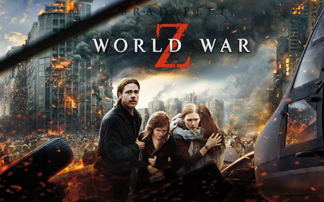 Film Review: World War Z | Moon Project | Scoop.it