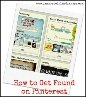 How to Tell Your Company's Story on Pinterest - Business 2 Community | Pinterest | Scoop.it