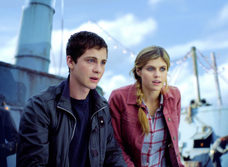 Percy Jackson: Sea of Monsters - South Florida Movie Reviews by I Rate Films | Film reviews | Scoop.it