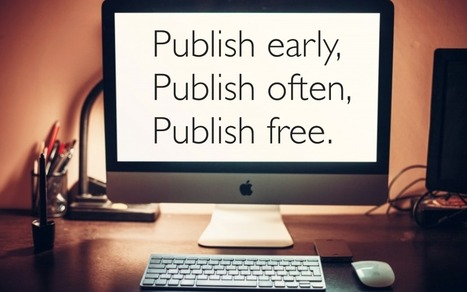 NYSCATE 2014 - Simple Ways To Publish In A Paperless Environment | Design in Education | Scoop.it
