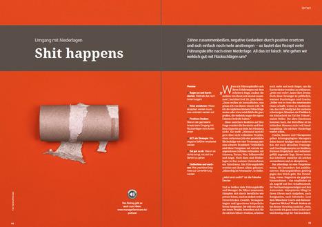 Umgang mit Niederlagen - Shit happens | Weiterbildung | Scoop.it