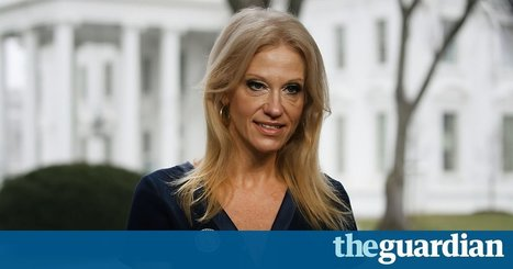 Sales of George Orwell's 1984 surge after Kellyanne Conway's 'alternative facts'   Shahriyar Gourgi   Scoop.it