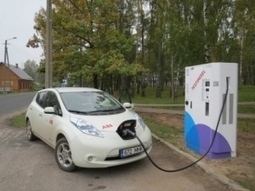 Estonia Launches Nationwide Electric Vehicle Fast-Charging Network - Forbes | Sustainability & Us | Scoop.it