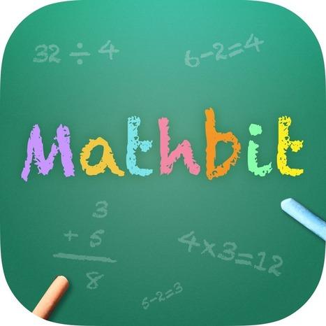 Cálculo mental asistido por una app   Matemáticas, educación y TIC   Scoop.it