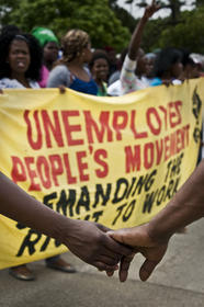 polis: South African 'Occupy' Movement Cites 'Global Rebellion' | Agora Brussels | Scoop.it
