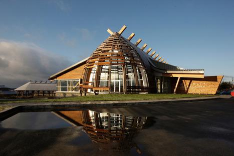 Community + Contemporary Architecture: Cree Cultural Institute in Canada | sustainable architecture | Scoop.it
