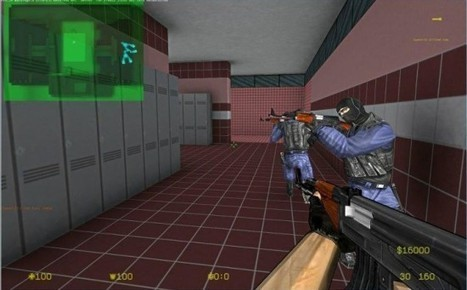 Le célèbre jeu Counter Strike est disponible sous Android   Les news du Web   Scoop.it