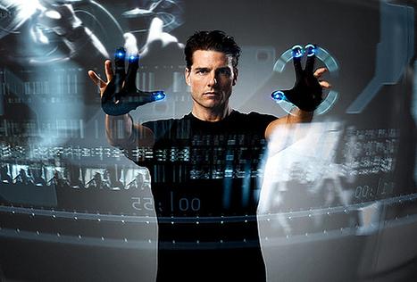Google Smart Gloves: Die Handschuhe aus Minority Report kommen! - androidnext | Augmented Reality und Spiele | Scoop.it