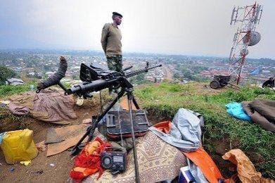 RDC : le M23 montre ses muscles ?   Lazare   Scoop.it