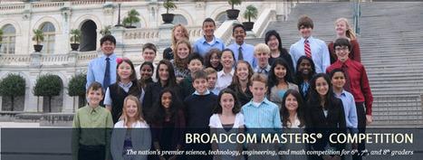Nine Massachusetts Students Make Broadcom MASTERS 2012 Semifinals | Curious Minds | Scoop.it