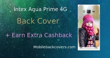 8cecea971ef ₹152 - Intex Aqua Prime 4G Back Cover Flipkart