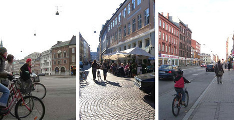 Urban Design for Bicycles: a Plausible Sustainable Solution | green streets | Scoop.it