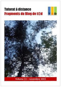 Blog de t@d: Parution du volume 11 des Fragments du Blog de t@d | tad | Scoop.it