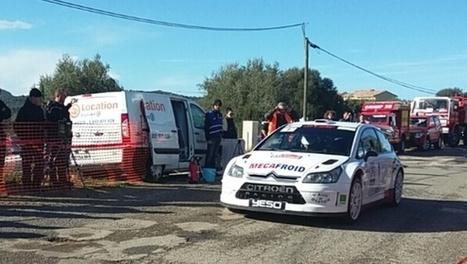 Et de 10 pour Pascal Trojani roi du Rallye de Balagne ! | Ile Rousse Tourisme | Scoop.it