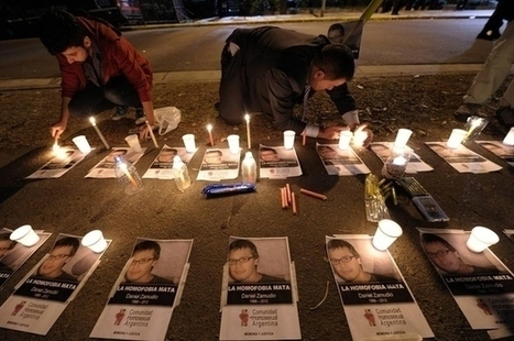 """Killers Of """"Chile's Matthew Shepard"""" Found Guilty 