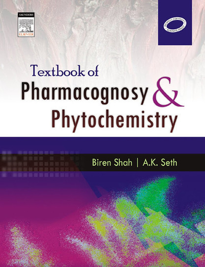 Textbook Of Pharmacognosy And Phytochemistry Pd