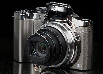 """Hands-on Report: Olympus SZ-30MR digital camera review 