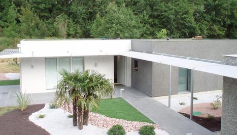 Agen. Une villa «passive» au concept révolutionnaire | Sustain Our Earth | Scoop.it