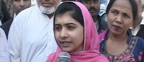 La jeune Pakistanaise Malala opérée avec succès à Londres | The Blog's Revue by OlivierSC | Scoop.it