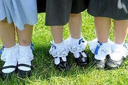 School bans frilly socks over health and safety fears | The Indigenous Uprising of the British Isles | Scoop.it