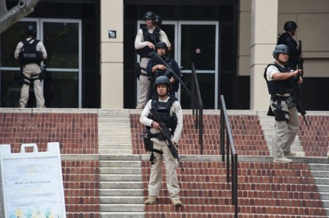 'This is just part of life now.' UCLA lockdown shows terrifying is now familiar | SCUP Links | Scoop.it