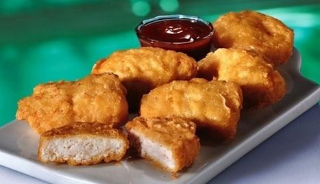 Que contiennent vraiment les Chicken McNuggets de chez McDonald's? | Santé, nutrition et bonne bouffe! | Scoop.it