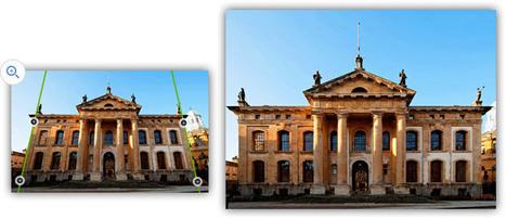 Corrige imágenes distorsionadas sin necesidad de cambiar tus lentes | COMPACT VIDEO & PHOTOGRAPHY | Scoop.it