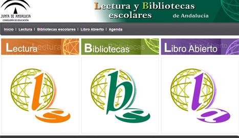 Lecturas y bibliotecas escolares - Portada - Consejería de Educación   Bibliotecas Escolares do S. XXI   Scoop.it