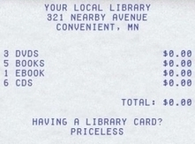 There Are No Free Libraries | American Libraries Magazine | Jenny's Mashup of Anything Library | Scoop.it