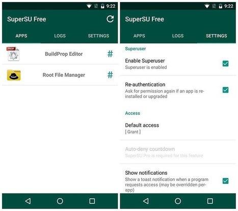 Comment désinstaller Samsung Knox sur Galaxy ? - AndroidPIT | Enseigner avec Android | Scoop.it